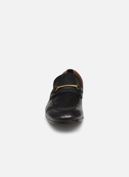 Mocassins Aldo Murat Noir vue portées chaussures