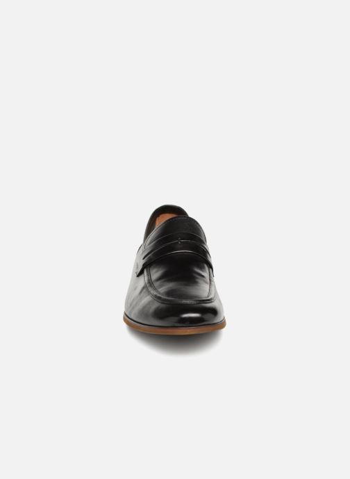 Mocassins Aldo Menani-U Noir vue portées chaussures