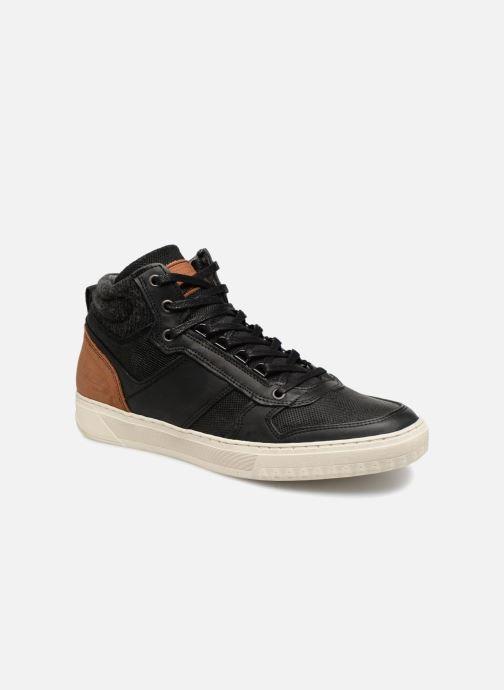 Sneakers Bullboxer 842K56605A Zwart detail