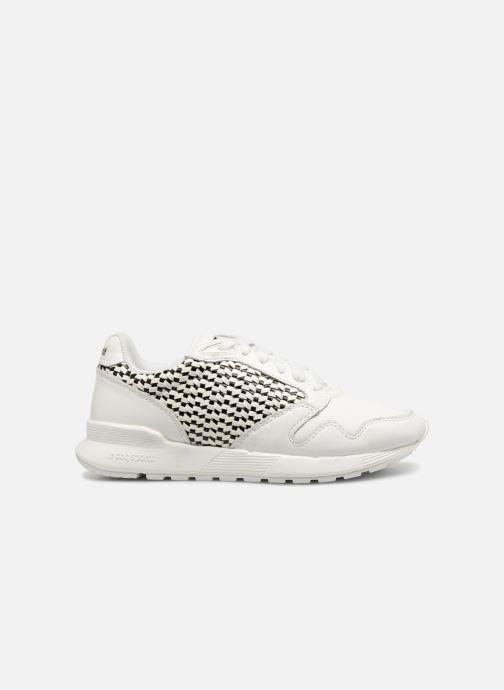 Sneaker Le Coq Sportif Omega X W Woven weiß ansicht von hinten