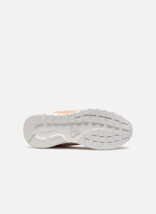 Sneakers Le Coq Sportif Omega X W Woven Rosa immagine dall'alto