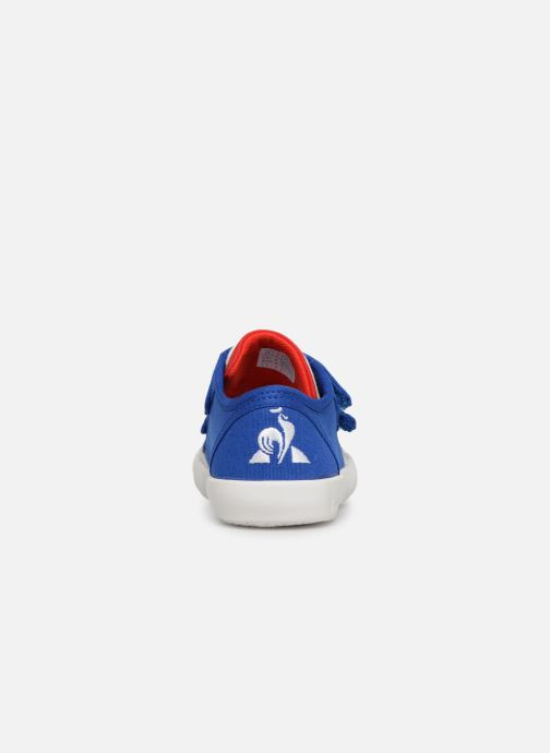 Sneakers Le Coq Sportif Nationale INF Blauw rechts