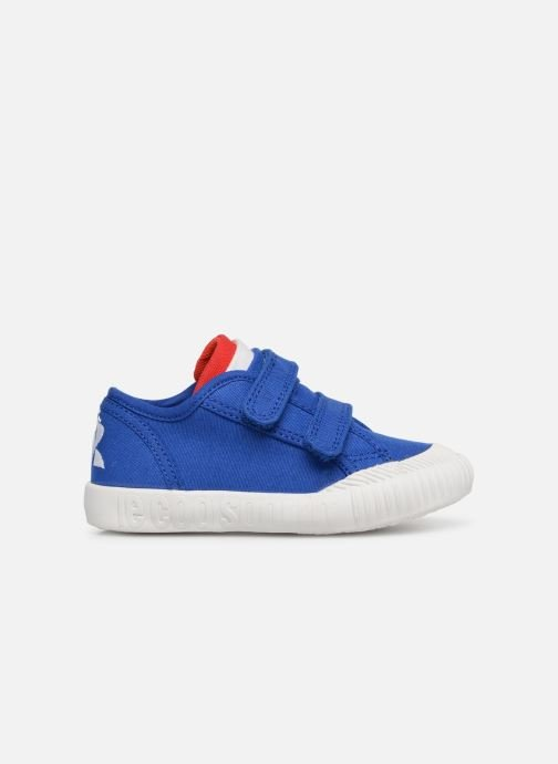 Sneakers Le Coq Sportif Nationale INF Blauw achterkant