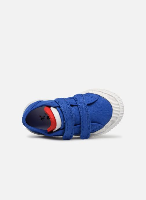 Sneakers Le Coq Sportif Nationale INF Blauw links