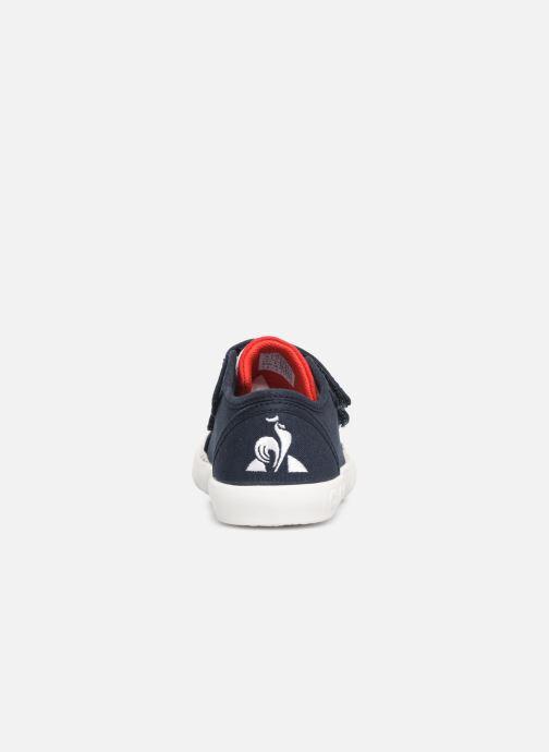 Sneaker Le Coq Sportif Nationale INF blau ansicht von rechts