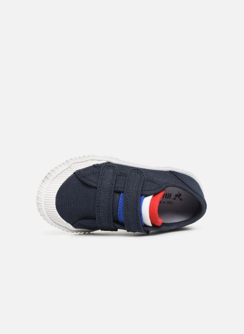 Sneaker Le Coq Sportif Nationale INF blau ansicht von links