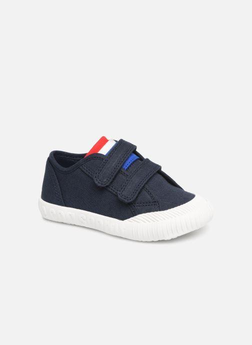 Sneaker Le Coq Sportif Nationale INF blau detaillierte ansicht/modell