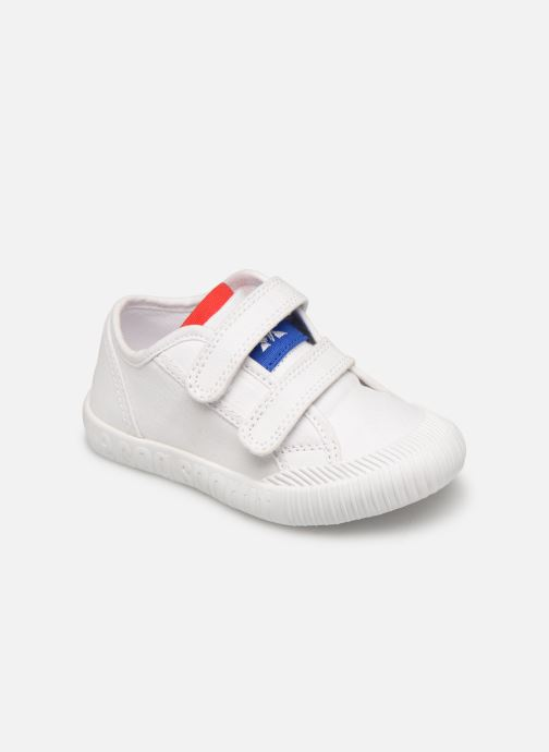 Sneakers Le Coq Sportif Nationale INF Wit detail