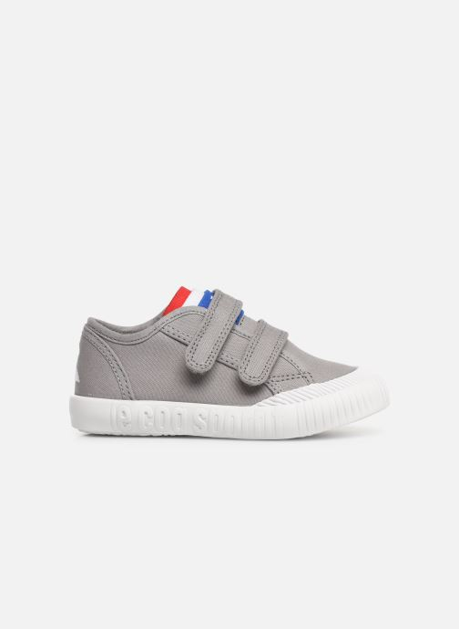 Trainers Le Coq Sportif Nationale INF Grey back view