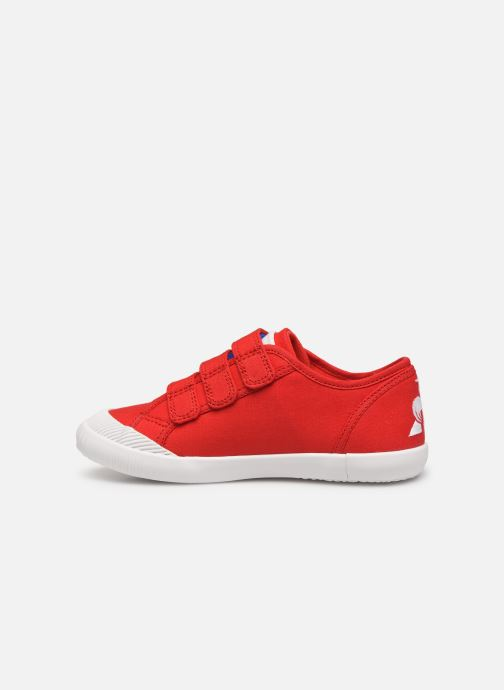 Baskets Le Coq Sportif Nationale PS Rouge vue face