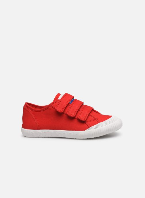 Sneakers Le Coq Sportif Nationale PS Rood achterkant