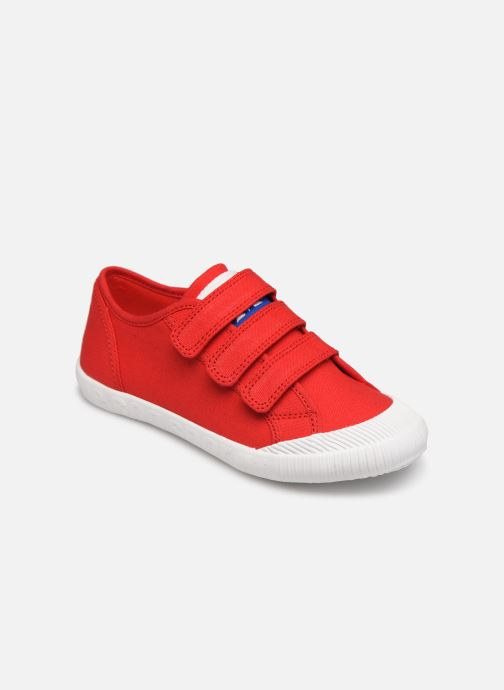 Sneakers Le Coq Sportif Nationale PS Rood detail