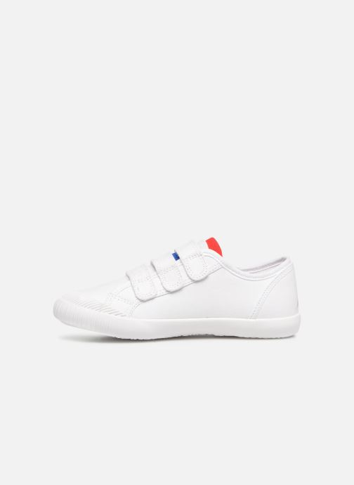 Deportivas Le Coq Sportif Nationale PS Blanco vista de frente