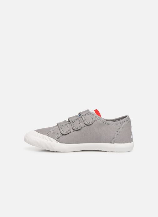 Trainers Le Coq Sportif Nationale PS Grey front view