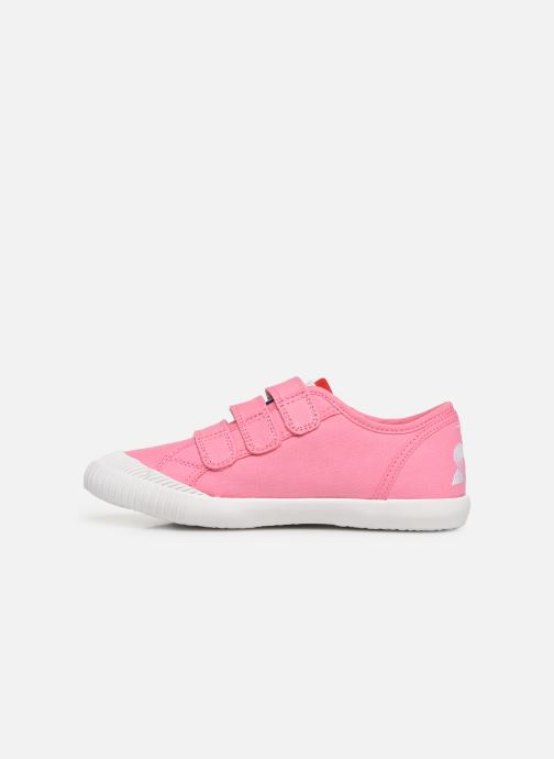 Trainers Le Coq Sportif Nationale PS Pink front view