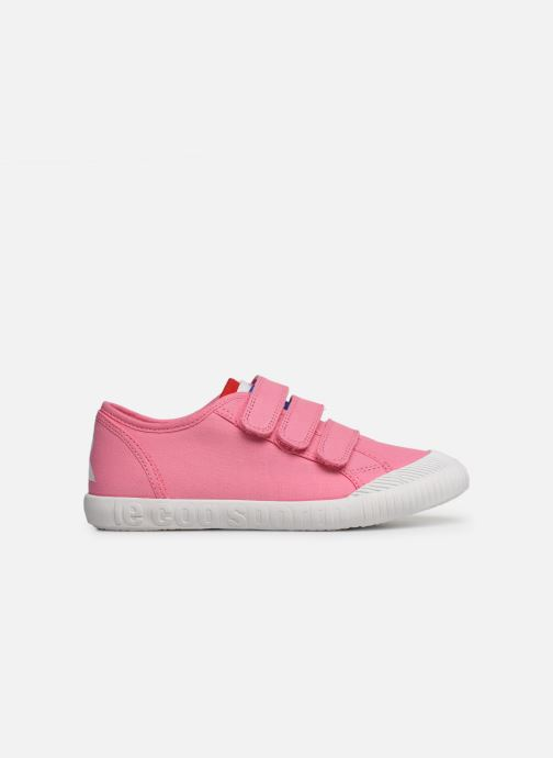 Trainers Le Coq Sportif Nationale PS Pink back view