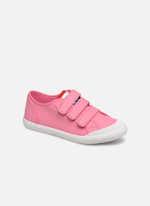 Trainers Le Coq Sportif Nationale PS Pink detailed view/ Pair view