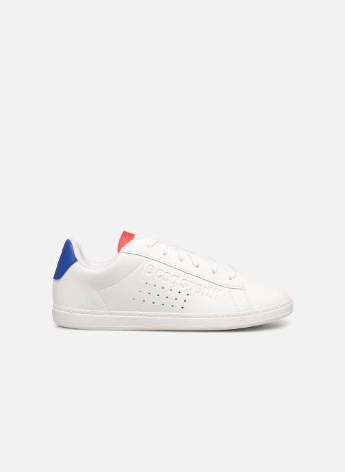 Sneakers Le Coq Sportif Courtset GS Wit achterkant
