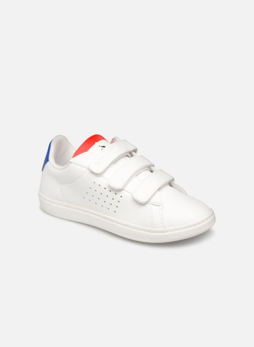 Sneakers Le Coq Sportif Courtset PS Wit detail