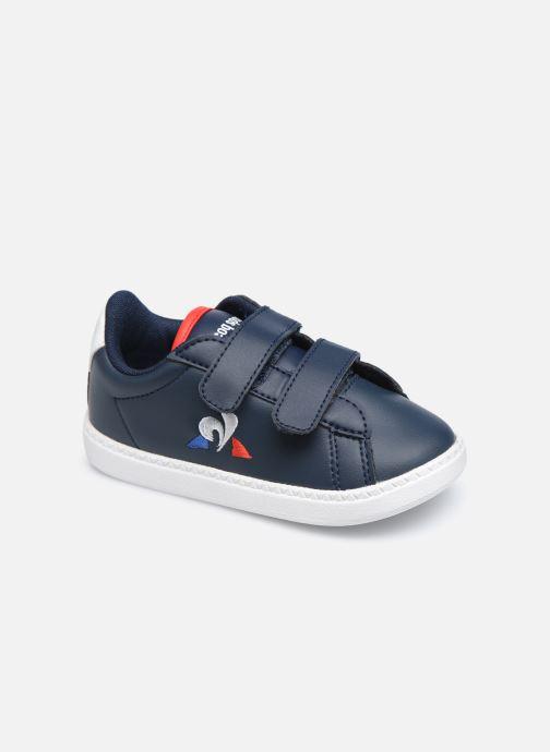 Le Coq Sportif Courtset INF (Azzurro) Sneakers chez