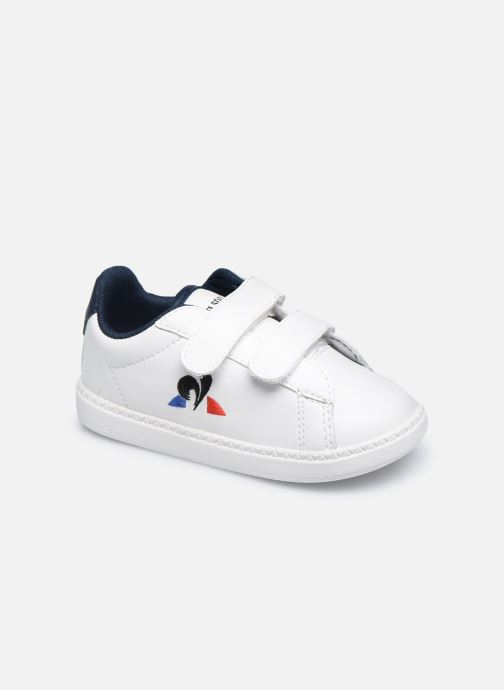 Sneakers Le Coq Sportif Courtset INF Bianco vedi dettaglio/paio