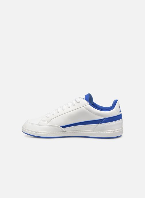 Sneakers Le Coq Sportif Courtclay GS Wit voorkant