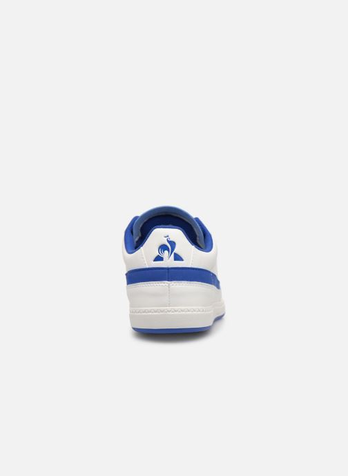 Sneakers Le Coq Sportif Courtclay GS Wit rechts