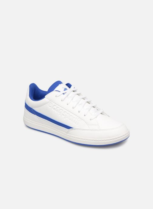 Sneakers Le Coq Sportif Courtclay GS Wit detail