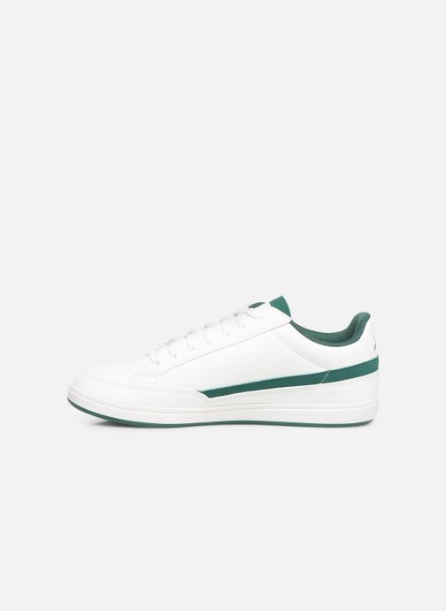 Trainers Le Coq Sportif Courtclay GS White front view