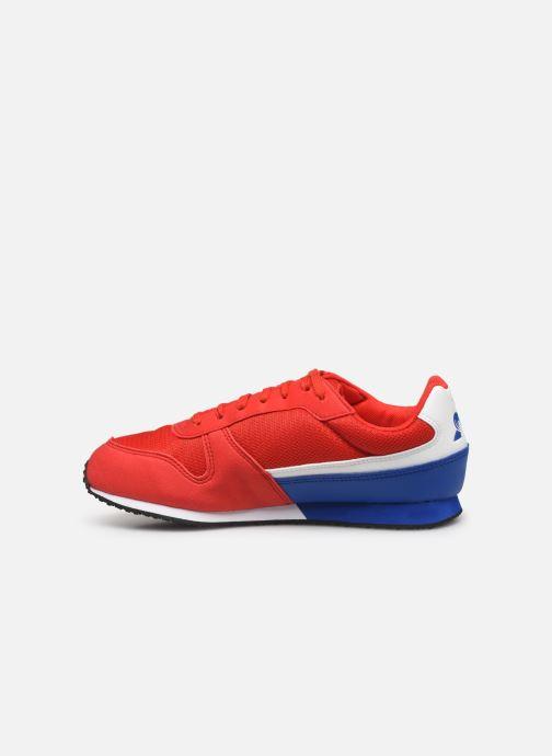 Sneakers Le Coq Sportif Alpha II GS Rood voorkant