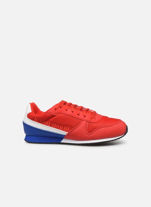 Sneakers Le Coq Sportif Alpha II GS Rood achterkant