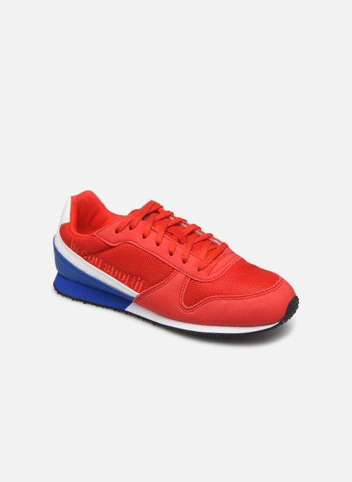 Sneakers Le Coq Sportif Alpha II GS Rood detail