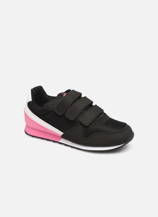 Trainers Le Coq Sportif Alpha II PS Black detailed view/ Pair view