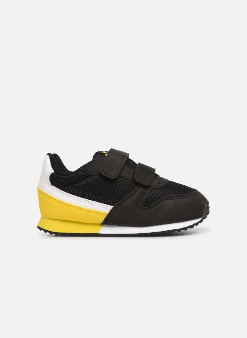 Sneakers Le Coq Sportif Alpha II INF Zwart achterkant