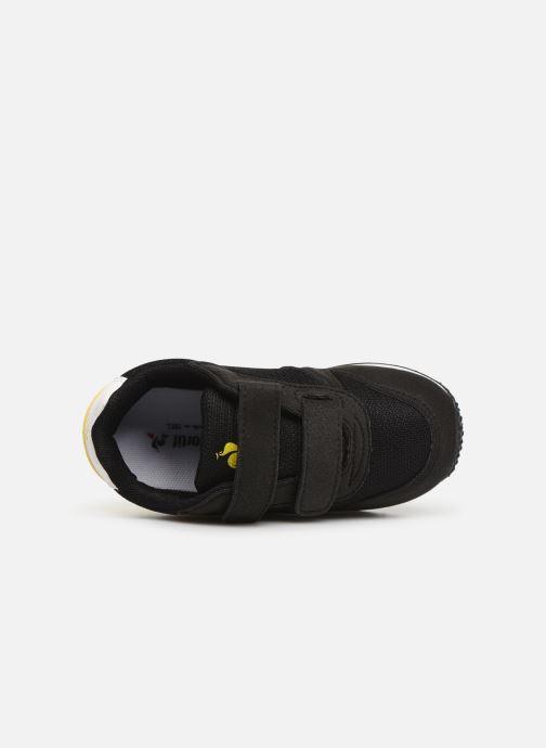 Sneakers Le Coq Sportif Alpha II INF Zwart links