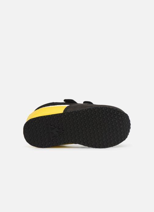 Sneakers Le Coq Sportif Alpha II INF Zwart boven