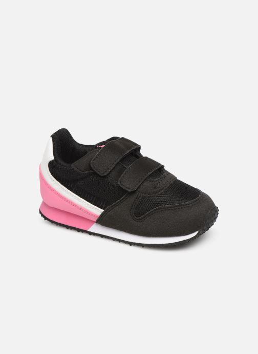 Sneaker Le Coq Sportif Alpha II INF schwarz detaillierte ansicht/modell