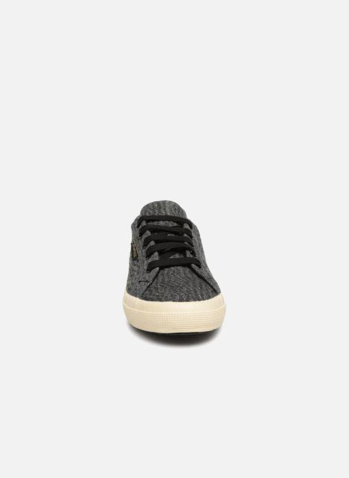 Sneaker Superga Tyedyelure-2750 schwarz schuhe getragen