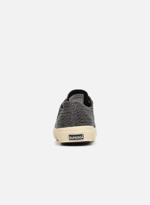Sneaker Superga Tyedyelure-2750 schwarz ansicht von rechts