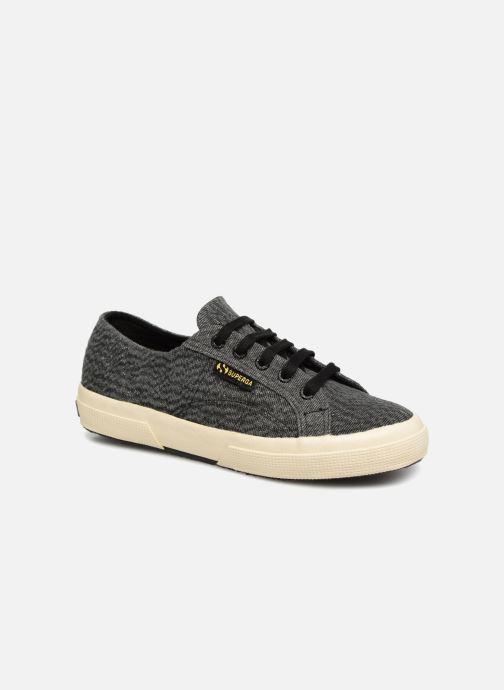 Sneakers Superga Tyedyelure-2750 Zwart detail
