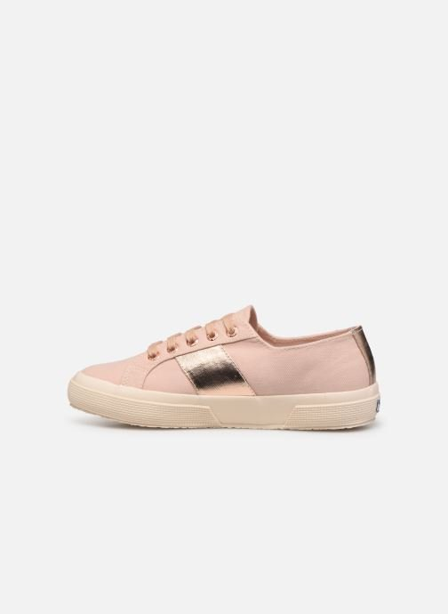 Baskets Superga Cotcotmetw-2750 Rose vue face