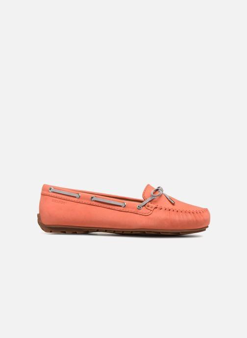 Chaussures à lacets Sebago Harper Tie Nbk Orange vue derrière
