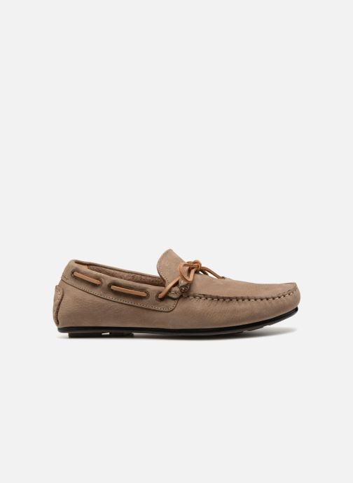 Lacets Wide Tirso À Tie Chaussures Sebago Tumbled Beige Taupe Fgl 1cFK35JuTl