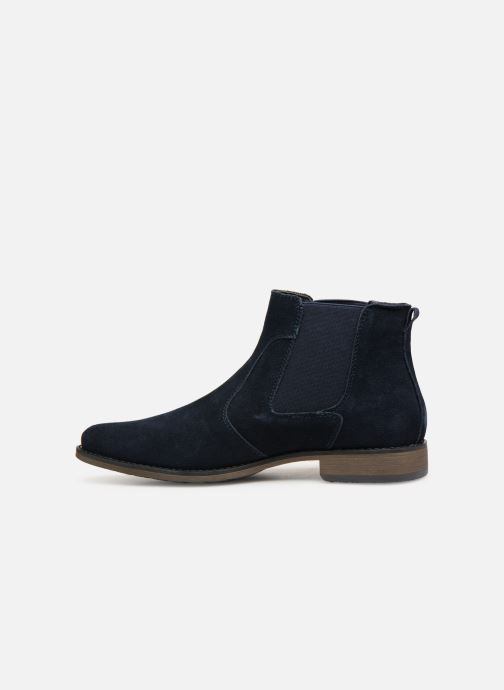 Boots en enkellaarsjes I Love Shoes KESAUL Leather Blauw voorkant