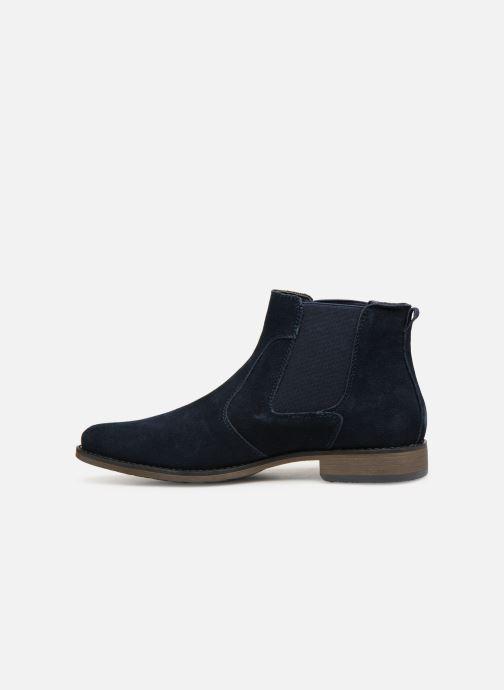 Stivaletti e tronchetti I Love Shoes KESAUL Leather Azzurro immagine frontale