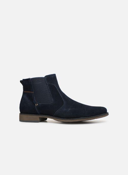 Boots en enkellaarsjes I Love Shoes KESAUL Leather Blauw achterkant