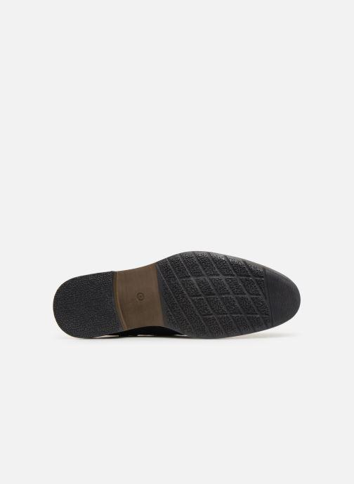 Boots en enkellaarsjes I Love Shoes KESAUL Leather Blauw boven