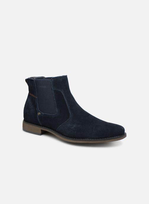 Bottines et boots I Love Shoes KESAUL Leather Bleu vue détail/paire