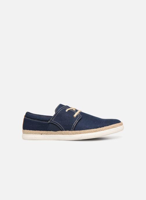 Zapatos con cordones I Love Shoes KERIDO Azul vistra trasera