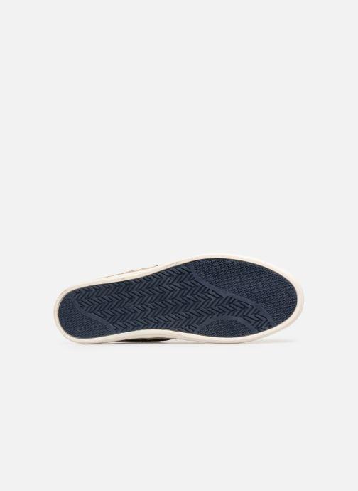 Schnürschuhe I Love Shoes KERIDO blau ansicht von oben